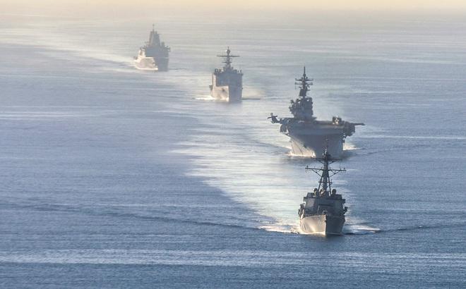 """Siết chặt """"gọng kìm"""" bao vây Trung Quốc ở Biển Đông: Mỹ thành lập lực lượng đặc biệt"""