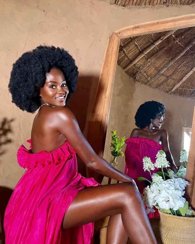 Cô gái Châu Phi đẹp không tì vết, cực nóng bỏng đang gây sốt thật sự là ai?  - Ảnh 11.