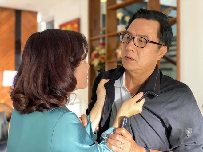 Diễn viên Nguyệt Hằng: Tôi bị anh Trọng Trinh tát đến ù cả tai - Ảnh 6.
