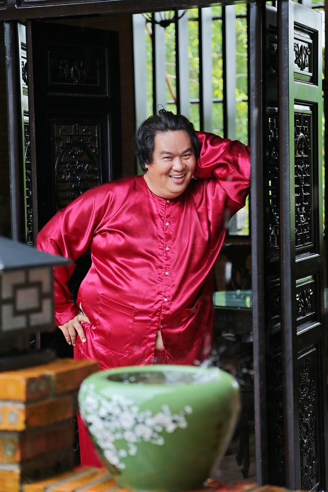 Hoàng Mập: Việt Hương không cần nói, chỉ cần liếc mắt một cái là mọi người nghiêm chỉnh ngay - Ảnh 4.