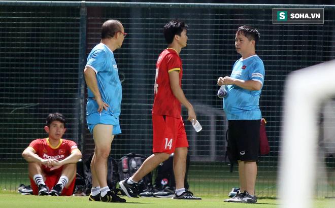 Tuấn Anh báo tin vui cho HAGL trước ngày hết cách li cùng đội tuyển Việt Nam