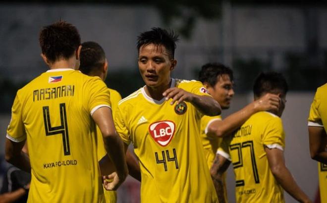 """Hạ """"đại gia"""" Trung Quốc, đội bóng Philippines trở thành đối thủ của nhà ĐKVĐ V.League"""
