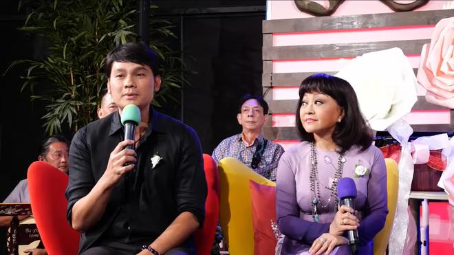 NSƯT Kim Tiểu Long lên tiếng khi bị nói dễ dãi vì gọi danh ca Hương Lan là mẹ - Ảnh 3.