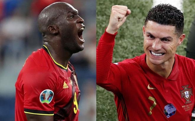 Danh sách 16 đội lọt vào vòng 1/8 Euro 2020: Ronaldo