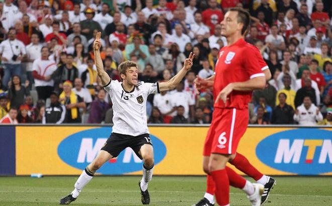 ĐT Anh và ĐT Đức nối dài 'ân oán' ở các giải đấu lớn