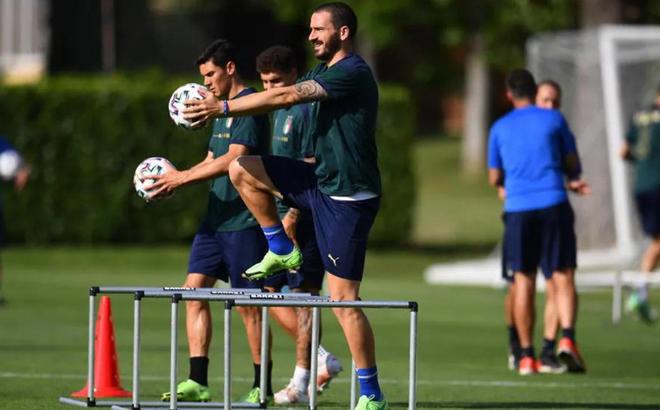 Bí mật sau thành công của đội tuyển Italia nhìn từ đại bản doanh