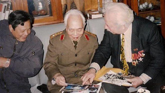 Vĩnh biệt người Chiến sĩ Cộng sản, Anh hùng Lực lượng vũ trang Nhân dân Việt Nam Kostas Sarantidis (Nguyễn Văn Lập) - ảnh 2