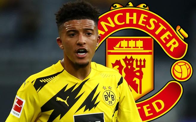 MU đạt thỏa thuận chiêu mộ Jadon Sancho từ Dortmund