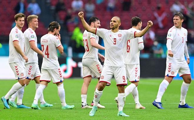 Đan Mạch thiết lập cột mốc mới tại EURO
