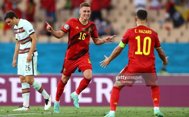 Bỉ 1-0 Bồ Đào Nha: Thorgan Hazard ghi bàn duy nhất giúp Bỉ chiến thắng