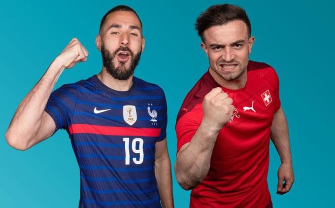 Lịch thi đấu bóng đá Euro 2020 hôm nay (28/6): Tây Ban Nha đấu Croatia, Pháp gặp Thụy Sĩ