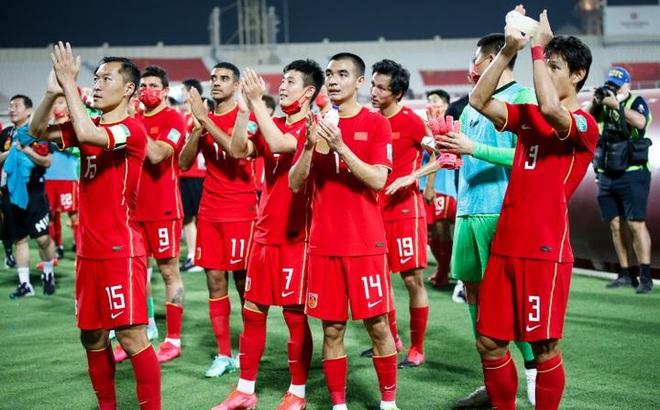 LĐBĐ Trung Quốc gây hoang mang trước thềm kịch bản nằm chung bảng với tuyển Việt Nam
