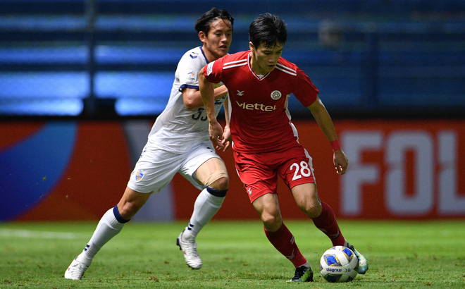 Kaya 0-5 Viettel: Nhà vô địch Việt Nam