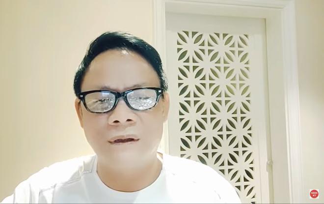 Nghệ sĩ Tấn Hoàng tiết lộ nhờ Youtube có tiền trang trải cuộc sống, không buồn khi bị ghét - Ảnh 1.