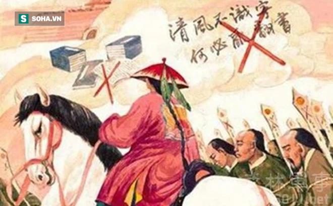 Trong xã hội phong kiến Trung Hoa, phạm nhân bị xử tội lưu đày, tại sao không ai thừa cơ bỏ trốn mà đều ngoan ngoãn chấp nhận án phạt? - Ảnh 4.
