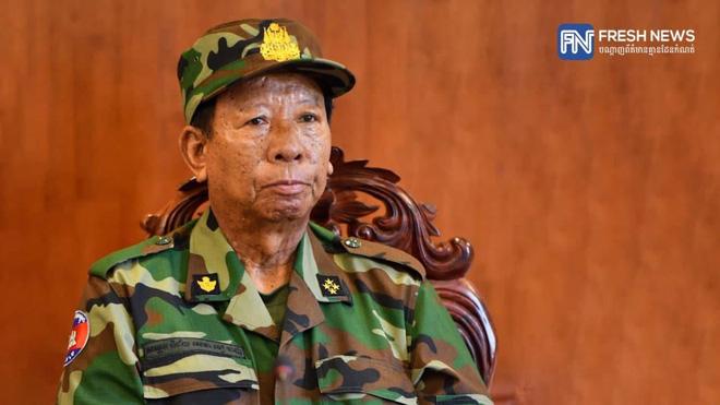 Campuchia cho phép Tùy viên quốc phòng Mỹ kiểm tra cảng Ream để giải tỏa nghi ngờ - Ảnh 2.