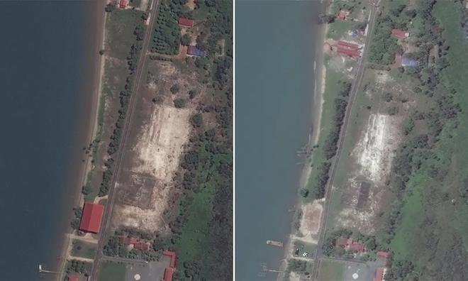 Campuchia cho phép Tùy viên quốc phòng Mỹ kiểm tra cảng Ream để giải tỏa nghi ngờ - Ảnh 3.