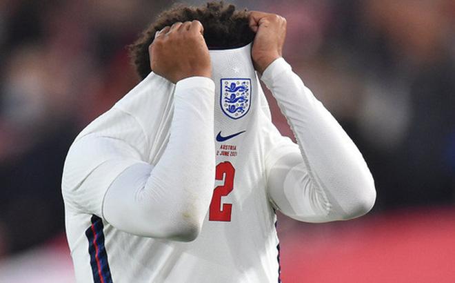 Tuyển Anh nhận tin dữ ngay trận giao hữu đầu tiên trước thềm Euro 2020