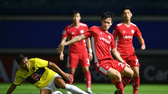 Tiền vệ ĐT Việt Nam đi vào lịch sử ở đấu trường danh giá nhất châu lục - Ảnh 1.