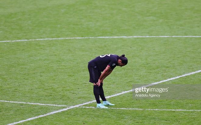 Thất bại của tuyển Đức thiết lập nên kỷ lục mới cho Euro 2020