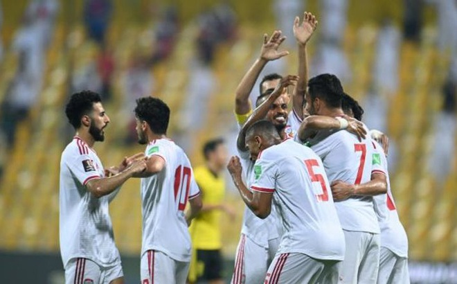 Đội nhà đè bẹp Malaysia, báo UAE liền vẽ ra kịch bản đáng lo cho tuyển Việt Nam