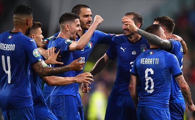 EURO 2020: Italia - Giấc mơ của Mancini