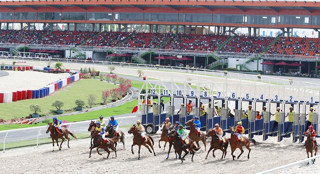 Cận cảnh trường đua ngựa 2.300 tỷ độc nhất vô nhị sau câu nói ngẫu hứng của bà Phương Hằng - Ảnh 10.
