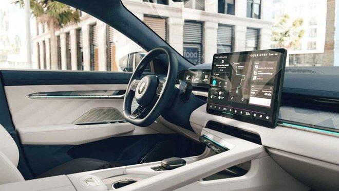 Xe điện Trung Quốc Geely Zeekr 001 giá khoảng 1 tỷ đồng: Công suất như siêu xe, có cho thuê pin, có thể gia nhập thị trường Mỹ - Ảnh 1.