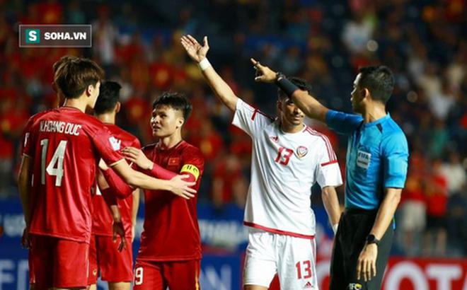 """Báo UAE lo lắng, mong tuyển Việt Nam sảy chân trước """"chung kết"""" bảng đấu"""