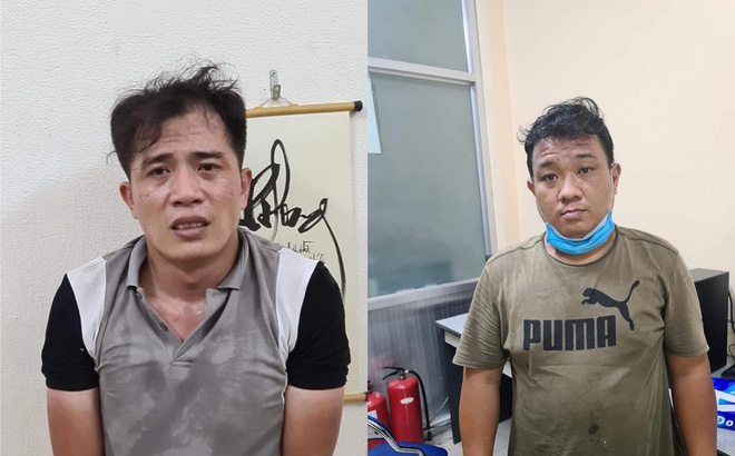 Hai đối tượng vừa ra tù vẫn thực hiện hơn 10 vụ cướp giật ở khắp Sài Gòn