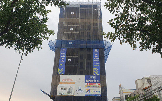 Chủ đầu tư dự án The Summit Building Đà Nẵng bị phạt 150 triệu đồng vì xây dựng sai phép