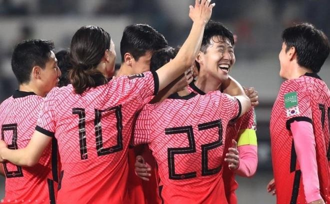 Huỷ diệt đại diện Trung Á, Hàn Quốc đòi lại ngôi đầu bảng H