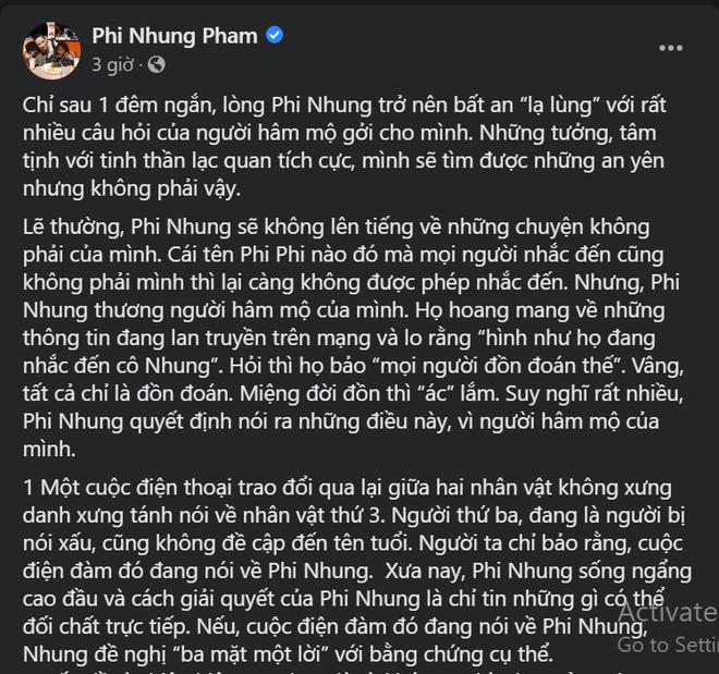Phi Nhung lên tiếng chuyện bỏ rơi con gái ruột và mối quan hệ thực với Hoài Linh - Ảnh 3.