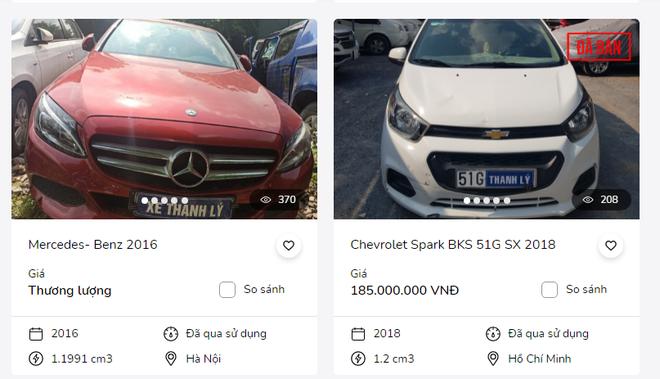 Soi loạt ô tô ngân hàng thanh lý giá siêu rẻ, chỉ từ hơn 100 triệu đồng - Ảnh 3.