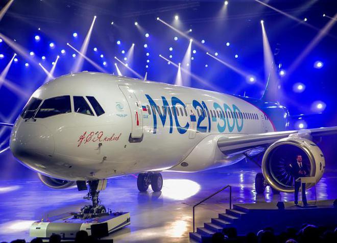 Nga vượt thoát đòn knock-out của Mỹ và Nhật, máy bay MC-21 bắt đầu sản xuất hàng loạt - Ảnh 5.
