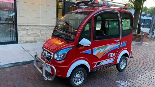 Chiếc xe ô tô giá rẻ nhất Trung Quốc: giá chưa bằng Wave RSX, ship xe tận nhà - Ảnh 1.