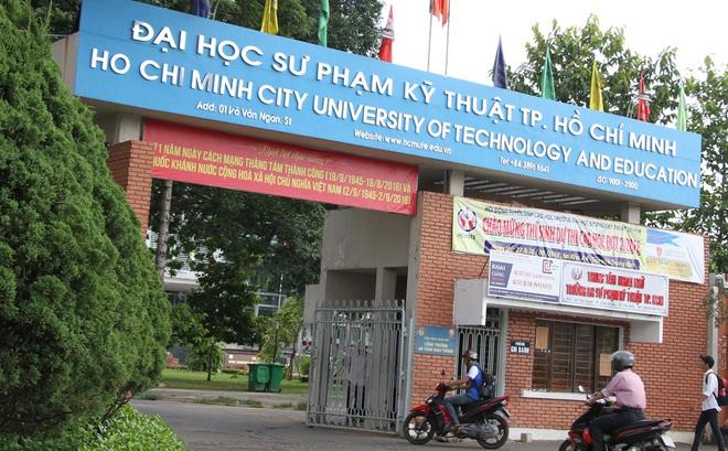 TP. HCM: Phí xét tuyển 90 nghìn đồng, một học sinh chuyển khoản cho trường ĐH Sư phạm Kỹ thuật 90 triệu