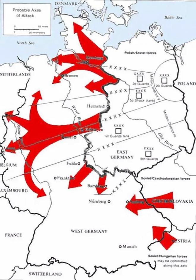 Liên Xô lên kế hoạch và tập trận đè bẹp NATO trong một tuần - Ảnh 2.