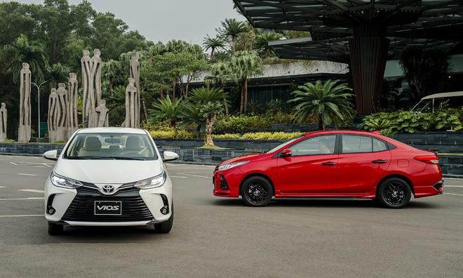 Mẫu xe quốc dân Toyota Vios giảm giá vài chục triệu vì tụt hạng: Đối thủ mạnh cỡ nào mà phải làm vậy? - Ảnh 5.