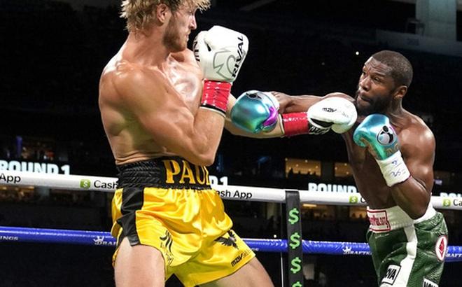 Choáng: Floyd Mayweather kiếm được 30 triệu USD từ chiếc quần đùi mặc trong trận gặp Logan Paul