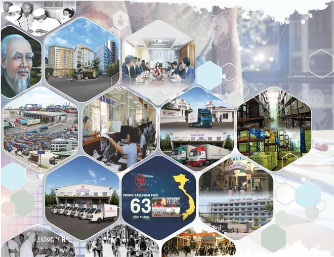 Chính thức khai trương trung tâm phân phối dược phẩm Vimedimex Đà Nẵng - Ảnh 1.