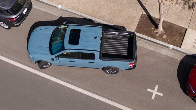Đi 100km hết 5,88 lít xăng, mẫu xe bán tải tiết kiệm xăng có giá rẻ khó tin - Ảnh 12.