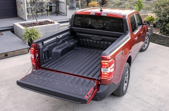 Đi 100km hết 5,88 lít xăng, mẫu xe bán tải tiết kiệm xăng có giá rẻ khó tin - Ảnh 8.