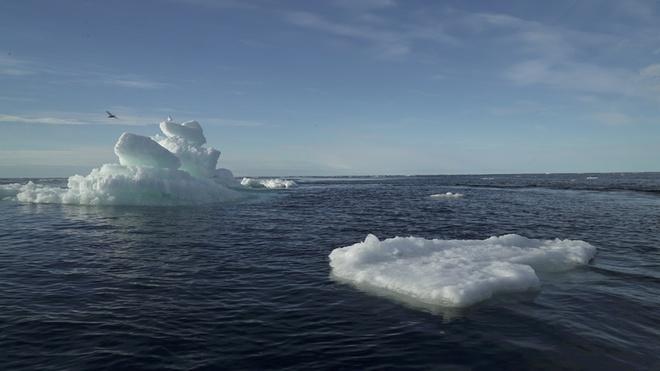 Tham vọng Bắc Cực của Trung Quốc khiến Nga dè chừng? - Ảnh 1.