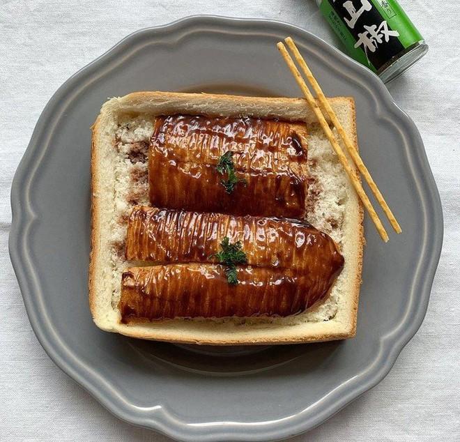 Xuýt xoa những lát bánh mì sandwich đẹp như tranh của cô gái Nhật Bản - Ảnh 7.
