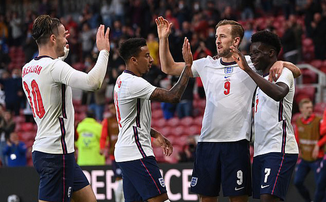 EURO 2020: Anh - Thế hệ vàng hình thành