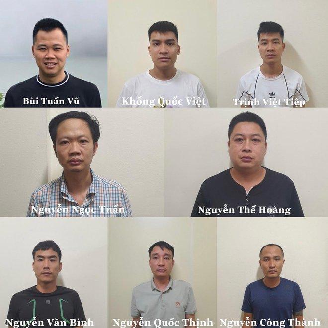 Công an tỉnh Lào Cai triệt phá chuyên án cá độ bóng đá lên tới 350 tỷ đồng - Ảnh 1.