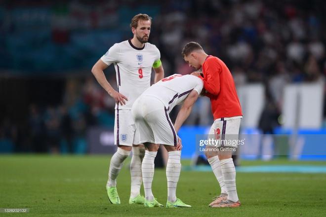 Thống kê gây sốc của Harry Kane trong ngày đội tuyển Anh gục ngã dưới chân Italia - Ảnh 3.