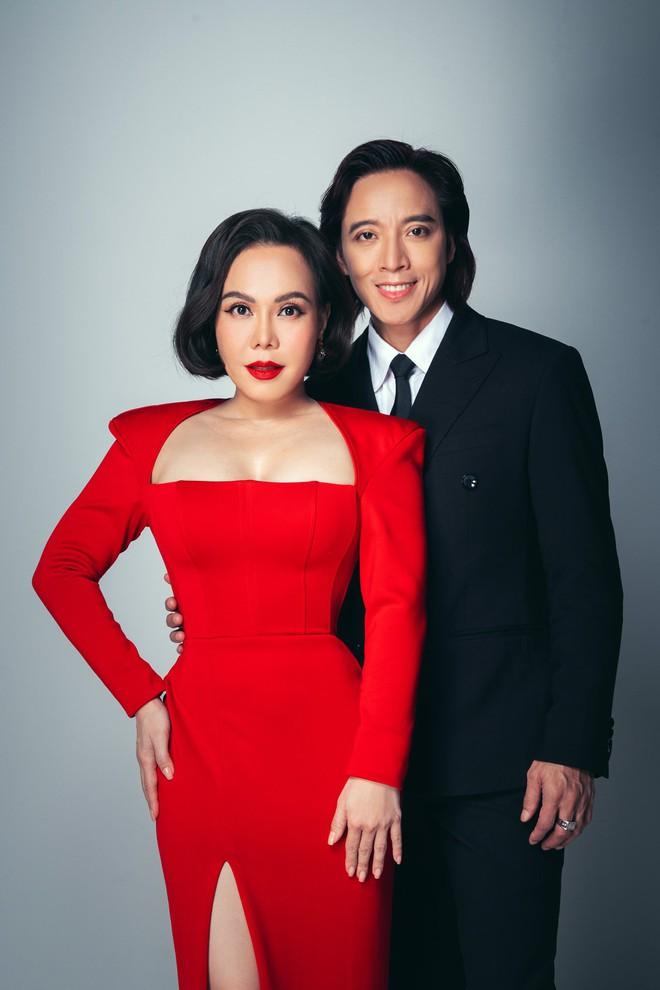 Mối tình từ nửa hộp cơm và cuộc hôn nhân kỳ lạ nhưng viên mãn của vợ chồng Việt Hương - Ảnh 2.