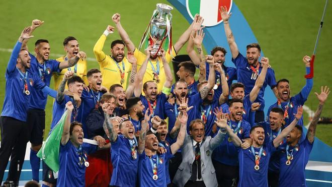 Italia hay toàn diện, trong khi HLV Southgate lúng túng, ứng biến trận đấu không tốt - Ảnh 6.
